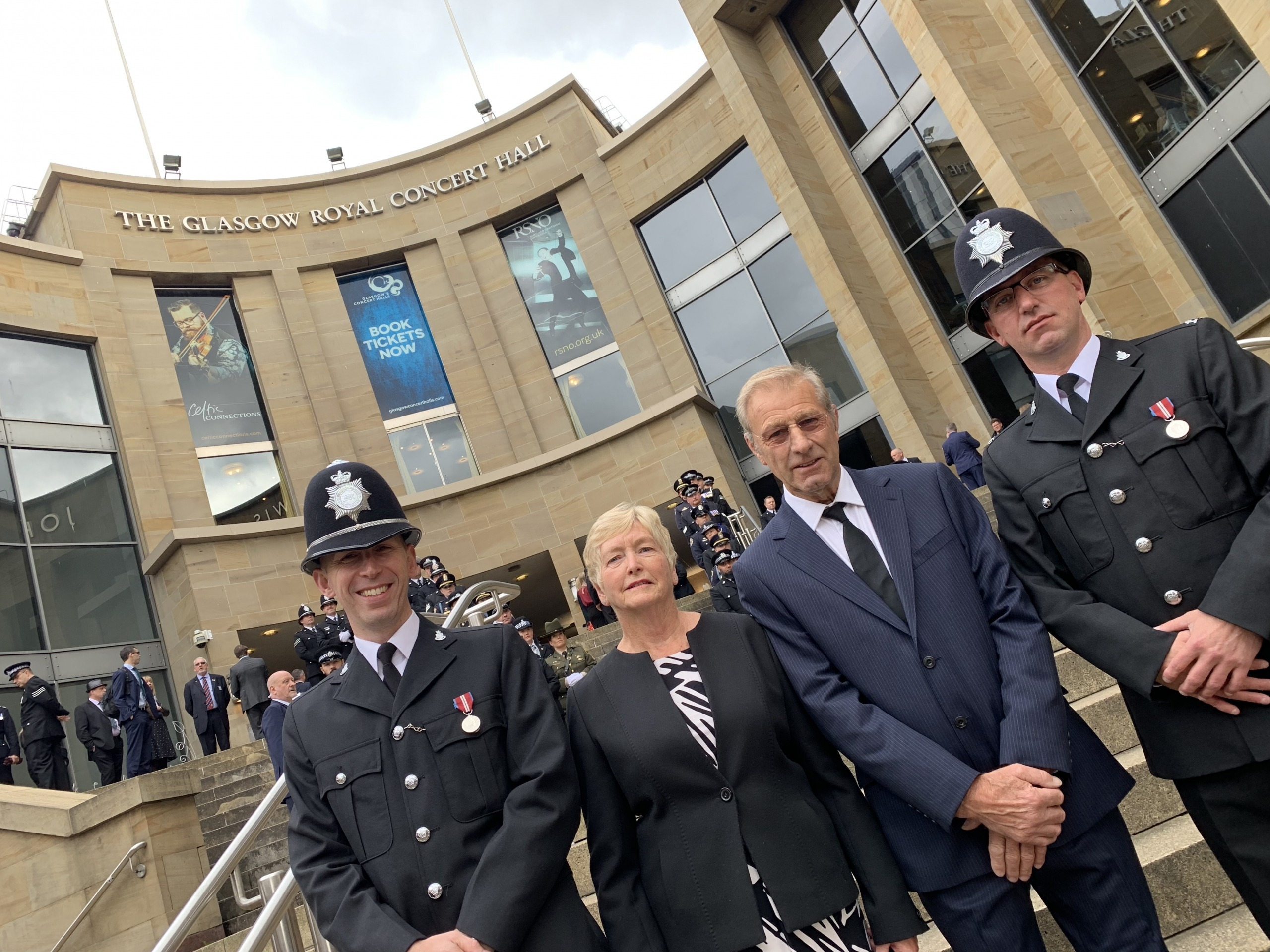 Gloucestershire Police Federation Take A Moment To Pause And